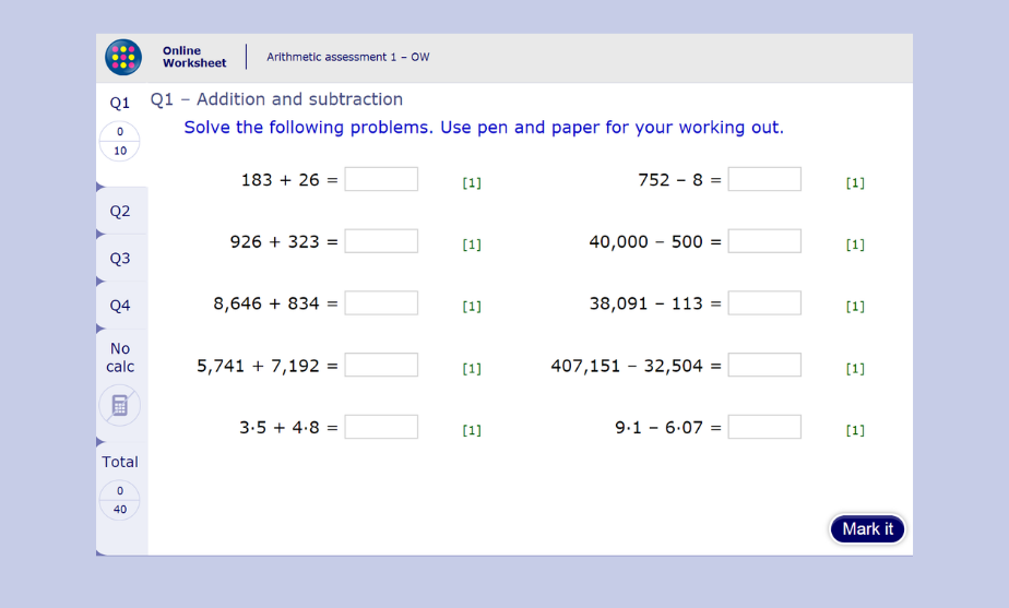 Mymaths Bringing Maths Alive How To Prepare For The Ks2 Sats With Mymaths