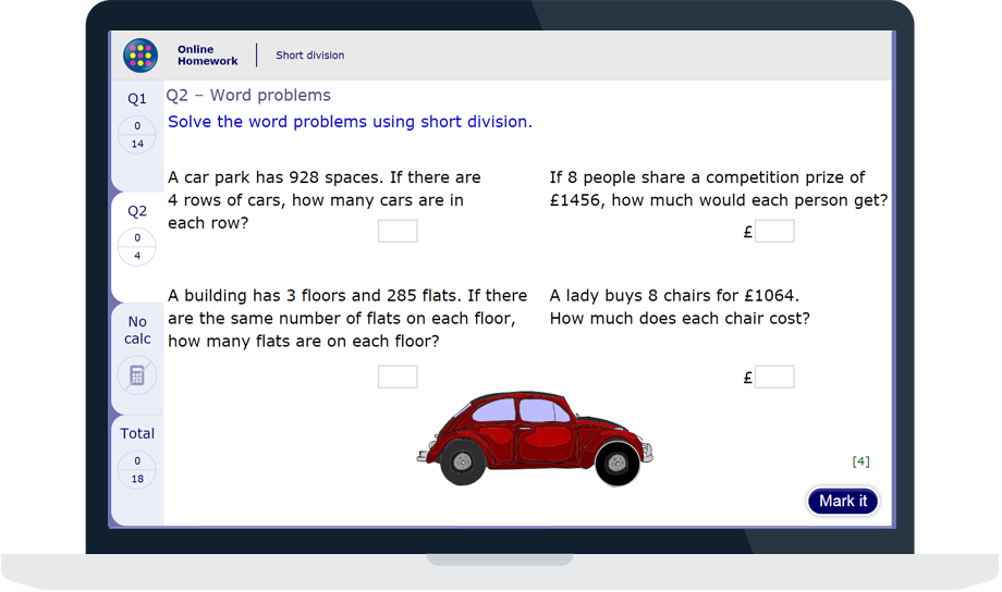 Maths homework help uk