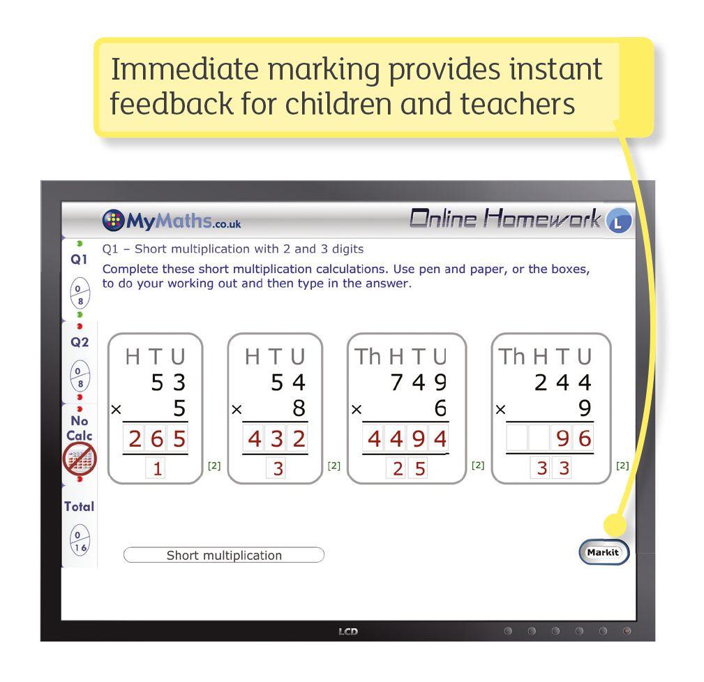 primary help homework