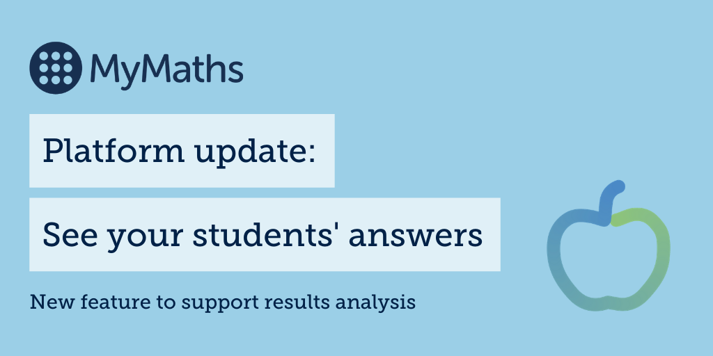 Platform update: viewing students' homework answers