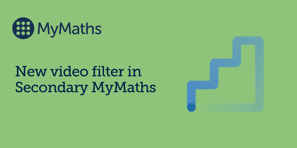 New video filter in Secondary MyMaths